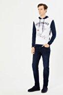 Mcl Giyim Erkek Lacivert Sweatshirt - 19KE00B26319-05