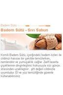 Komili Sıvı El Sabunu 3.6 Lt Badem Sütü