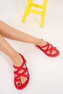 Fox Shoes Kırmızı Kadın Sandalet F470135104