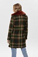 Only Mont Teresa Check Fur Wool 15182144-FRN