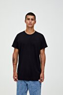 Pull & Bear Muscle Fit Basic T-Shirt