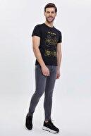 Loft Erkek T-shirt Black Lf2022858