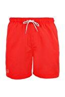 Marks & Spencer Erkek Kırmızı Hızlı Kuruyan Mayo Şort T28007901M
