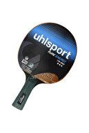 uhlsport 3 Yıldız ITTF Onaylı Masa Tenisi Raketi Turuncu - TTB-1003