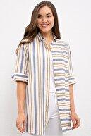US Polo Assn Kadın Dokuma Gömlek