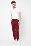 MaesSE Erkek Bordo Jeans Fashion Günlük Eşofman Altı