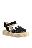 Soho Exclusive Siyah Kadın Sandalet 16042