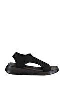 Soho Exclusive Siyah Kadın Sandalet 16136
