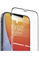 Telehome Iphone 12 Pro Max Tam Kaplayan Nano Teknoloji Kırılmaz Cam 9d