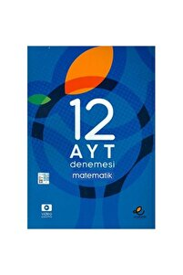 Endemik Ayt Matematik 12 Li Deneme