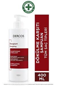 Dercos Energisant Shampoo - Dökülme Karşıtı Bakım Şampuanı 400ml