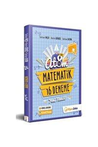 8.sınıf Atom Matematik 16 Deneme