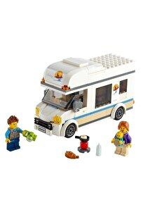 City Tatilci Karavanı Çocuklar İçin Oyuncak Yapım Seti 190 Parça