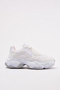 Beyaz Kadın Sneaker 01AYY213480A900
