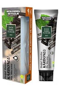 Doğal Bambu Karbonlu Diş Macunu 75 ml