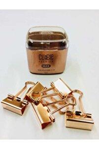 Cubbie Premium Omega Kıskaç 19 Mm Rosegold (1324)