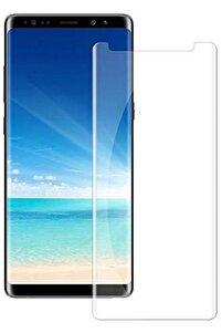 Galaxy Note 9 Nano Kırılmaz Cam Ekran Koruyucu Ince Esnek