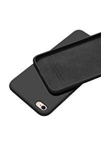 Iphone 6 / 6s Uyumlu Içi Kadife Lansman Silikon Kılıf
