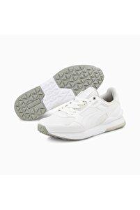Unisex Beyaz Spor Ayakkabı (375691-01) R78