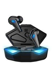 Işıklı Kulakiçi Kablosuz Bluetooth Kulaklık Oyuncu Kulaklığı Çift Mikrofonlu