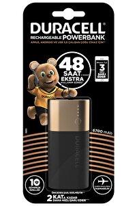 Powerbank 6700 mAh Taşınabilir Şarj Cihazı