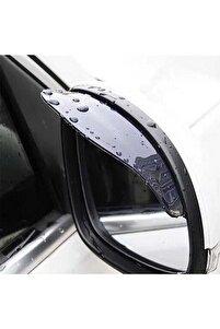 2 Adet Chevrolet Captiva 2007 Araç Ayna Yağmur Koruyucu
