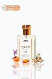 K-270 Frequence Parfume Edp 50ml Oryantal-Çiçek Kadın Parfüm