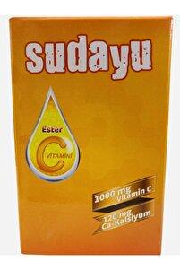 Ester-c® 1000mg Vitamin C Ve 120 Mg Kalsiyum Içeren Takviye Edici Gıda 30 Saşe