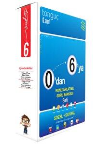 Tonguç 6.sınıf 0 Dan 6 Ya Konu Anlatımlı Soru Bankası Seti