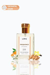 K-233 Frequence Parfume Edp 50ml Oriental Kadın Parfüm