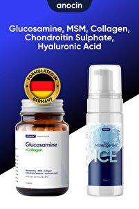 Glucosamine Collagen Complex 30 Tablet + Ice Glucosamıne Jel 75 ml