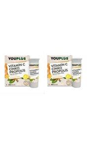 Kontrol - Vitamin C Çinko Propolis 20 Efervesan Tablet 2 Paket