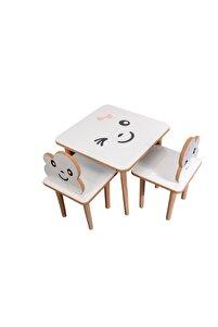 Çocuk Masa Sandalye Takımı Aktivite Masası Çocuk Oyun Masası Çalışma Masası Çocuk Sandalyesi