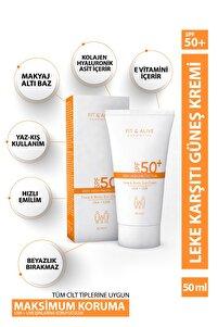 Fitalive 50+ Spf Leke Karşıtı Güneş Kremi - 50 ml
