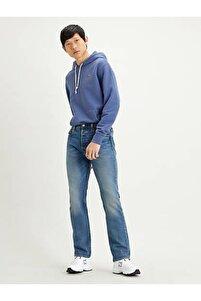 Erkek  Mavi Jean Pantolon 00501-3058
