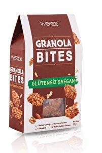 Glütensiz & Vegan Granola Bites 50 Gr