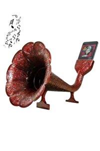 Nostaljik Gramofoni Ses Sistemi Gramafon
