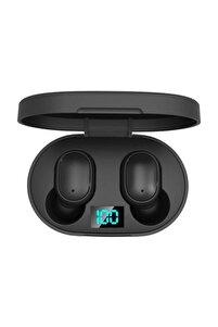 Ae6s Bluetooth 5.0 Kablosuz Kulaklık | Çift Mikrofonlu | Powerbank Kutulu +şarj Kablosu