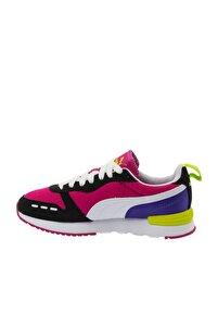 R78/-27 Siyah Kadın Sneaker Ayakkabı 100532361