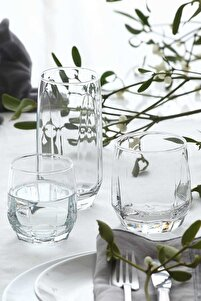 Diamond 18 Parça Meşrubat Bardağı Seti