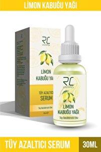 Limon Kabuğu Yağı Tüy Geciktiricili Etki Tüy Azaltıcı Serum 30ml