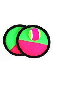 At Tut Oyun Set Cırt Cırtlı Top Yakalama Eğlenceli Oyuncak