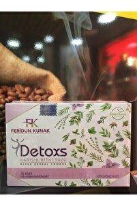 Detoxs Karışık Bitki Tozu - Detoxs Çayı 30 Günlük Kullanım 150g