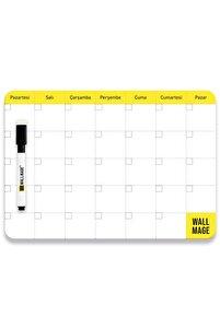 Easyboard Haftalık & Aylık Planlayıcı- A3 (29.7 X 42 Cm)