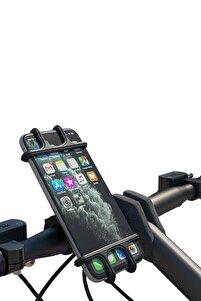 Universal 360° Dönebilen Bisiklet Telefon Tutucu