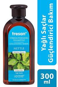 Şampuan Isırgan Özlü Güçlendirici Bakım Yağlı Saçlar 300 ml