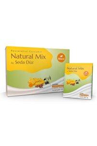 Natural Mix By Seda Düz Detoks Ve Form Çayı - 46 Adet Şase