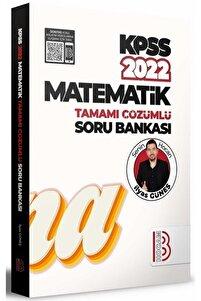 Kpss Matematik Soru Bankası Çöz. 2022