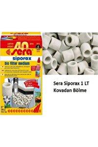 Siporax Filtre Malzemesi 1 Litre 290 Gr