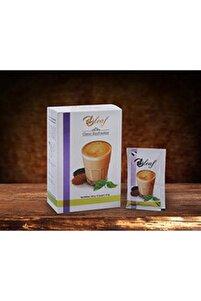 Oleaf Gano Reebustee Süt, Siyah Çay ve Ganoderma Mantarı İçeren İçecek Tozu